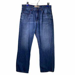 Wrangler Jeans Loose Straight 34x30
